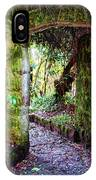 Botanic Garden - Bogota IPhone Case