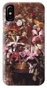 Bouquet Of Orchids IPhone Case