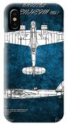 Bristol Blenheim IPhone Case