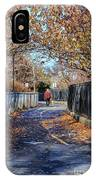 Brooklyn Park In Fall IPhone Case