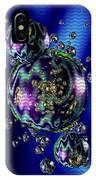 Bubbliana Catus 2 No. 5 V B IPhone Case