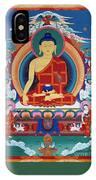 Buddha Shakyamuni IPhone Case