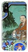 Buddhist Temple Art IPhone Case