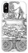 Burgkmair - Maximilian IPhone Case