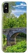 Burnside Bridge, Antietam IPhone Case