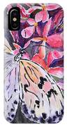Butterfly Enchantment IPhone Case