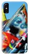 Cadillac Ranch 2 IPhone Case