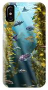 California Kelp Forest IPhone Case