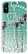 California Palms I IPhone Case