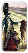 Canada: Fur Traders, 1777 IPhone Case