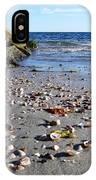 Cape Cod Beach Finds IPhone Case