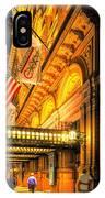 Carnegie Hall IPhone Case