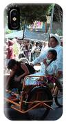 Carnival Cart IPhone Case