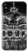 Carousel At Night IPhone Case