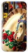 Carousel Horse  IPhone Case