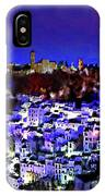 Casares By Night IPhone Case