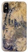 Cave Art: Ibex IPhone Case