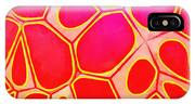 Cells Abstract Three IPhone Case