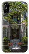 James Simmons House IPhone Case