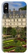 Chateau De Villandry IPhone Case