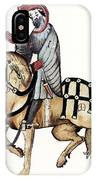 Chaucer: Canterbury Tales IPhone Case
