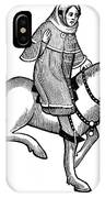 Chaucer: The Man Of Law IPhone Case