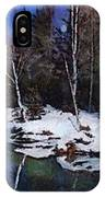 Chena Hot Springs IPhone Case