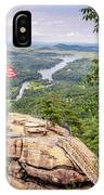 Chimney Rock State Park IPhone Case