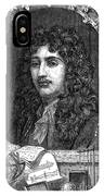 Christiaan Huygens, Dutch Polymath IPhone Case