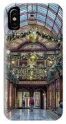 Christmas Arcade IPhone Case