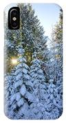Christmas Morning IPhone Case