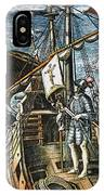Christopher Columbus IPhone Case