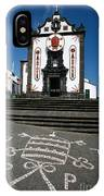 Church In The Azores IPhone Case