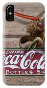 Cicada Turf War IPhone Case