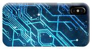 Circuit Board Technology IPhone Case