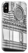 City Of Boston Fire Department IPhone Case