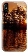 Clarity Of Spirit IPhone Case