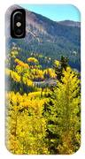 Colorado Fall Colors IPhone Case