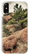 Colorado Rocky Mountains IPhone Case