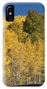 Colors Of Colorado #2 IPhone Case