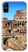 Colosseum Interior IPhone Case