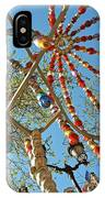 Colourful Canopy IPhone Case