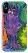 Colourful Cats IPhone Case