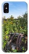 Community Garden IPhone Case
