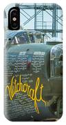 Consolidated B-24j Liberator IPhone Case