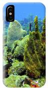 Coral Head IPhone Case