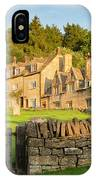 Cotswolds Evening IPhone Case