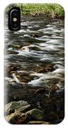 Creek, Smoky Mountains, Tennessee IPhone Case