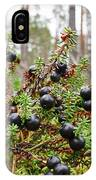 Crowberry IPhone Case