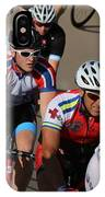 Cycle Racing IPhone Case
